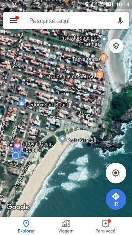 Casa e quartos beira mar aluguel temporada - Foto 4