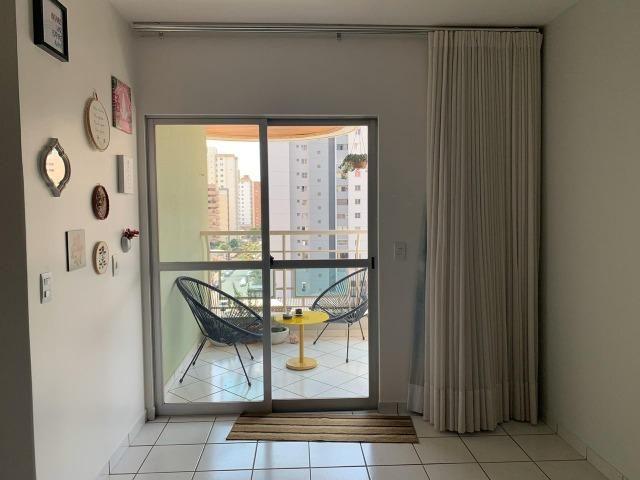Apartamento pronto para morar no Setor Bueno com 3 quartos e 2 vagas - Foto 13