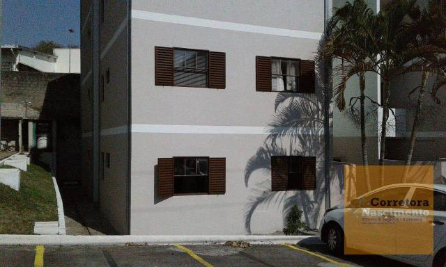 Apartamento com 2 dormitórios à venda, 50 m² por R$ 145.000,00 - Jardim das Indústrias - J