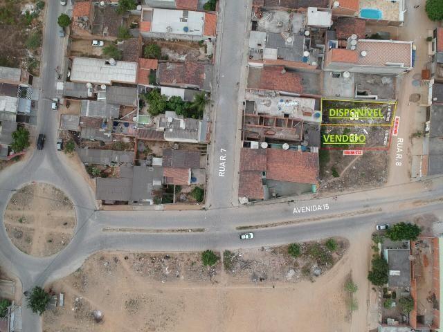 Terreno bairro Cidade Jardim - Caruaru/PE