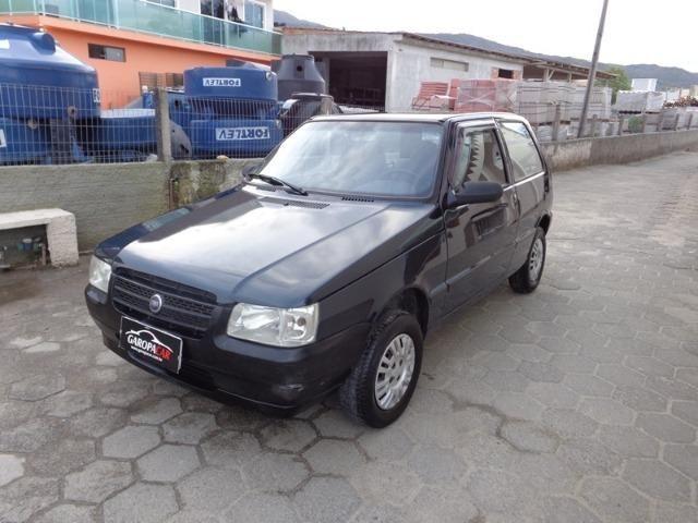 Fiat - Uno mille 1.0 fire Flex Com GNV Legalizado - 2006