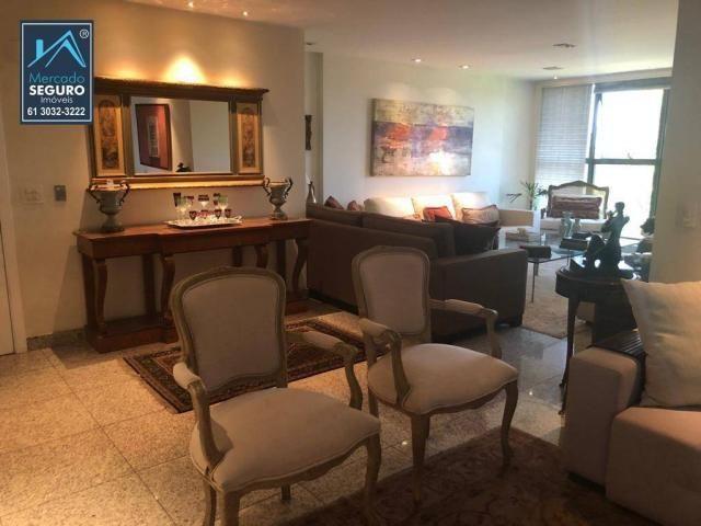 Cobertura para alugar, 370 m² por R$ 15.000,00/mês - Asa Sul - Brasília/DF - Foto 7