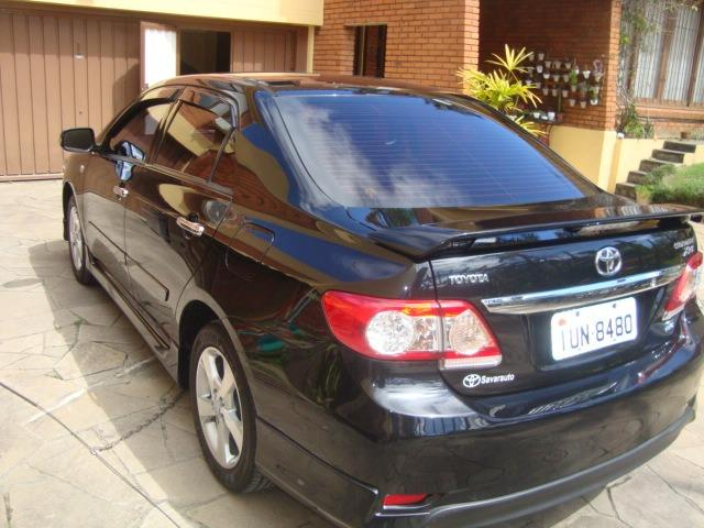 Corolla XRS Preto - Foto 3