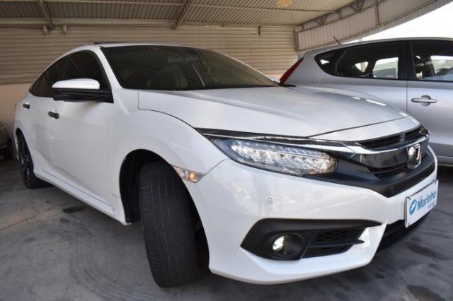 Honda civic 2017 1.5 16v turbo gasolina touring 4p cvt - Foto 9