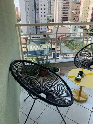 Apartamento pronto para morar no Setor Bueno com 3 quartos e 2 vagas - Foto 17