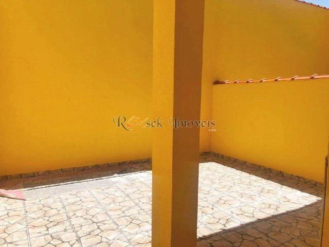 Casa à venda com 2 dormitórios em Itaóca, Mongaguá cod:146 - Foto 11
