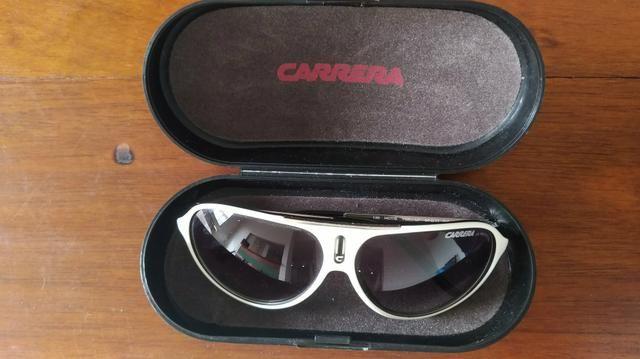 f8aa25a831716 Óculos Carrera Original Branco - Bijouterias