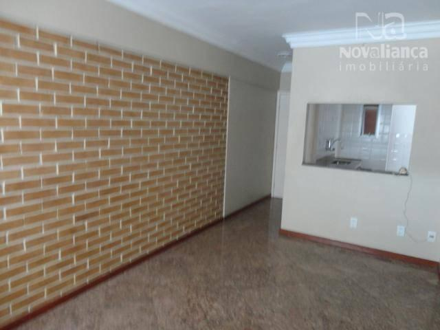 Apartamento com 2 dormitórios à venda, 70 m² por R$ 220.000 - Jardim Camburi - Vitória/ES - Foto 4