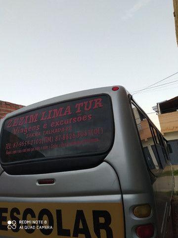 Micro ônibus Mercedes bens lo914 Marcopolo - Foto 5