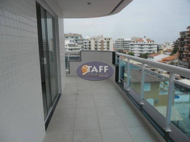 PA Apartamento com 3 Quartos, 80 m² por R$ 580.000,00 - Braga - Cabo Frio/RJ - AP0132 - Foto 14