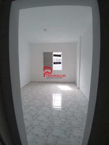 Apartamento à venda com 1 dormitórios em Boqueirão, Praia grande cod:1486 - Foto 6
