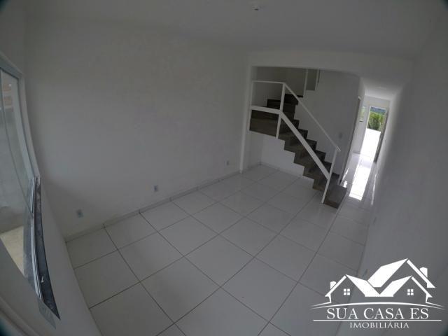 Bela Casa Triplex 2 Quartos com Enorme área externa para espaço Gourmet - Foto 2