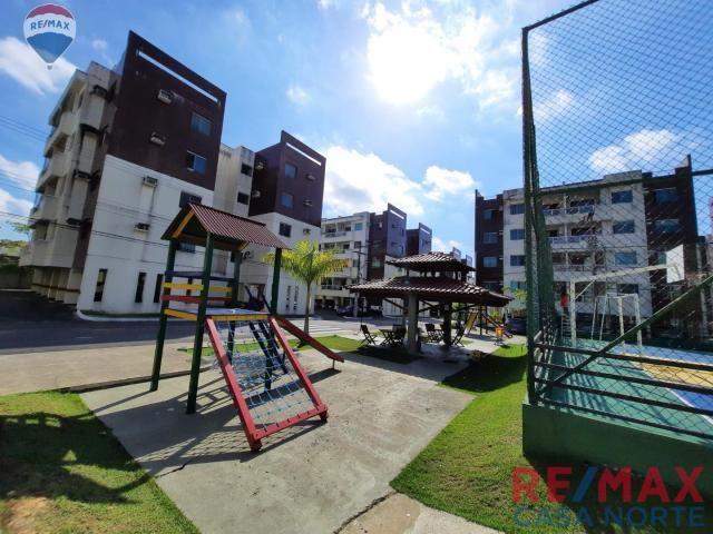 Apartamento com 2 dormitórios à venda, 76 m² por R$ 238.000,00 - Colônia Terra Nova - Mana