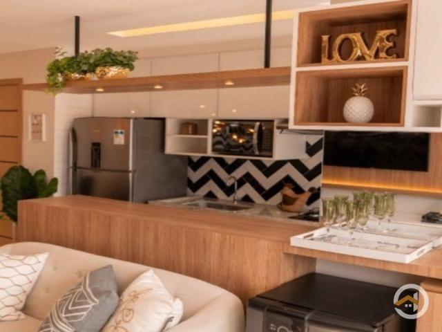 Apartamento à venda com 2 dormitórios em Rodoviário, Goiânia cod:4360 - Foto 2
