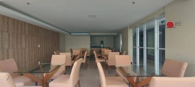 Apartamento com 1 dormitório para alugar, 46 m² por R$ 2.000,00/mês - Ponta D'areia - São  - Foto 11