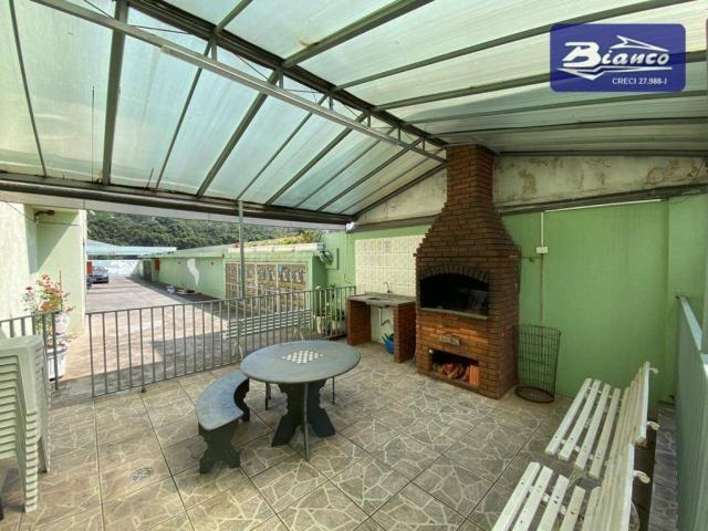 Apartamento com 2 dormitórios para alugar, 50 m² por R$ 900,00/mês - Vila Augusta - Guarul - Foto 10