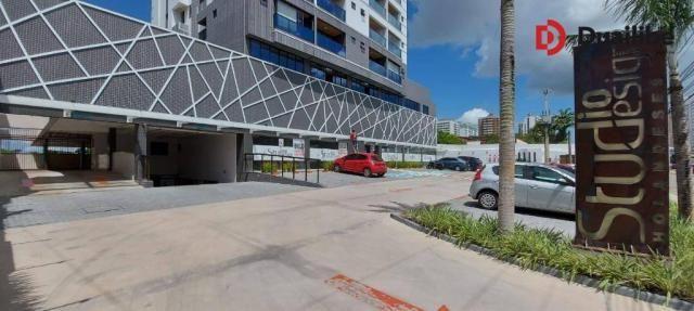 Apartamento no Studio Design Holandeses com 46,00m²- Calhau - São Luís/MA por R$ 2.200,00 - Foto 2