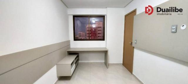 Apartamento no Studio Design Holandeses com 46,00m²- Calhau - São Luís/MA por R$ 2.200,00 - Foto 9