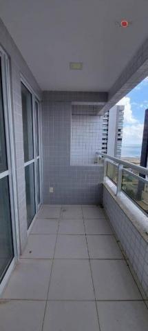 Apartamento com 1 dormitório para alugar, 46 m² por R$ 2.000,00/mês - Ponta D'areia - São  - Foto 17