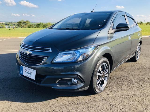 Chevrolet Onix 1.4 LTZ automático 2016 Vendo, troco e financio - Foto 2