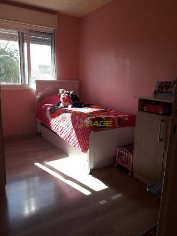 Apartamento com 3 dormitórios à venda, 67 m² por R$ 276.000,00 - Três Vendas - Pelotas/RS - Foto 14
