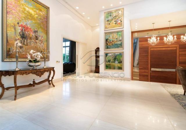 Casa à venda com 5 dormitórios em Vivendas do arvoredo, Londrina cod:V3677 - Foto 6