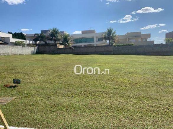 Terreno à venda, 653 m² por R$ 760.000,00 - Jardins Milão - Goiânia/GO - Foto 8