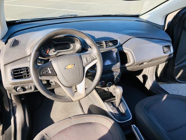 Chevrolet Onix 1.4 LTZ automático 2016 Vendo, troco e financio - Foto 8