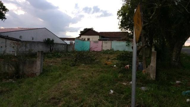 Terreno no Pinheirinho