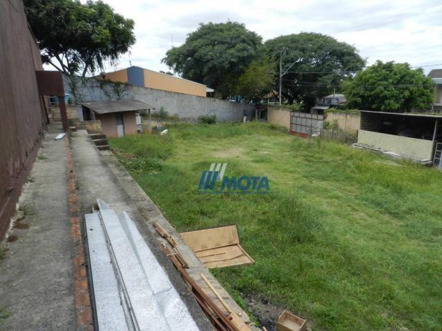 Terreno à venda, 2160 m² por R$ 2.400.000 - Uberaba - Curitiba/PR - Foto 11