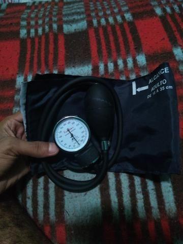 Estetoscópio e Medidor de Pressão Arterial - Foto 5