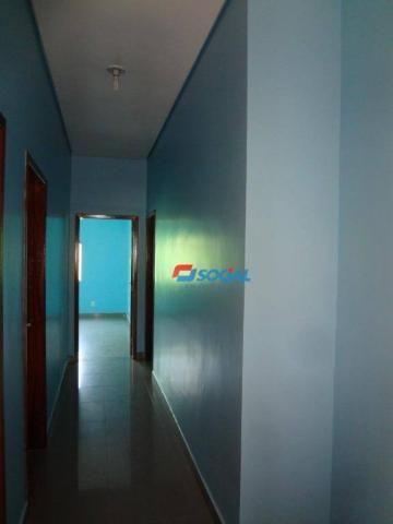 Excelente casa residencial para locação Rua Pio XII, Liberdade - Porto Velho. - Foto 13