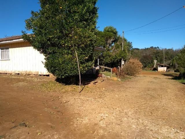 Chácara com 174.240m², casa, barracão, divisa com a Barragem do Rio Verde - Foto 12