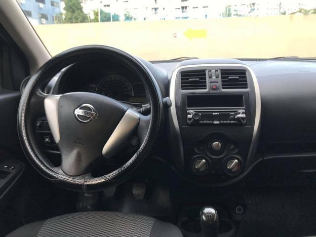 Nissan Versa flex start 2016 GNV - Foto 3