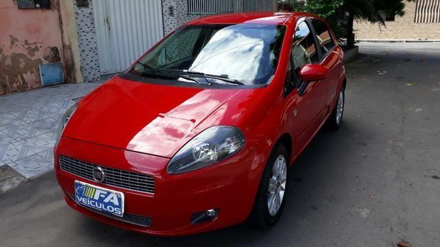 Fiat Punto Attractive 1.4 2012 com Kit Itália - Foto 3