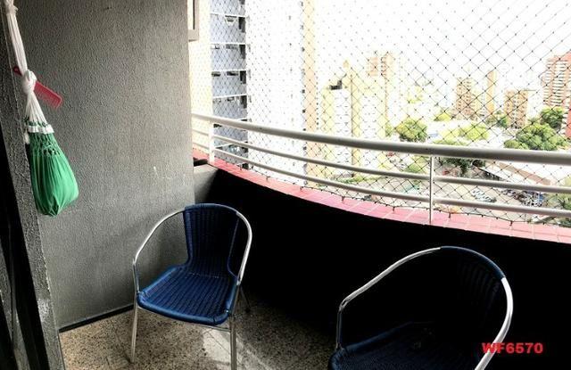 Edifício Cidrão Place, apartamento na Aldeota, 3 suítes, gabinete, 2 vagas, projetado - Foto 15