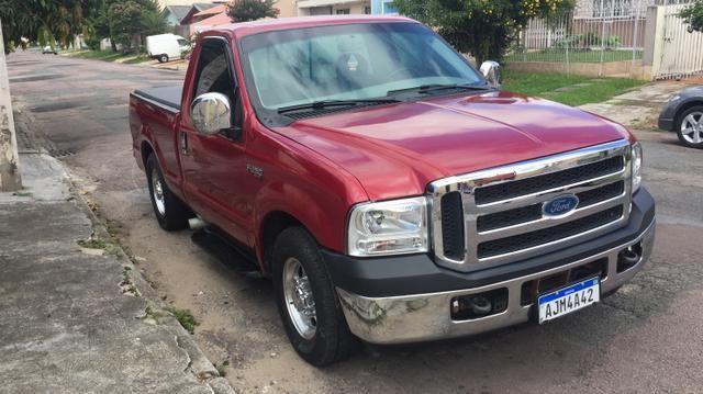 Ford f - 250 xlt 4.2 turbo diesel - Foto 2