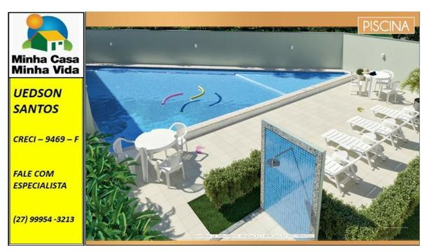 UED-23 - Apartamento térreo com quintal de 26 metros quadrados - Foto 15