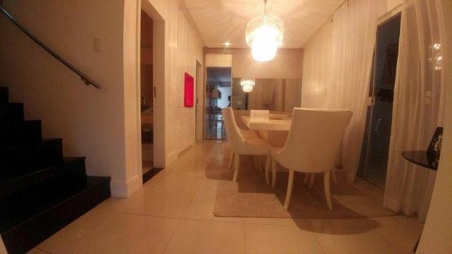 Casa de condominio com 4 suites e segurança 24 horas, bem localizada - Foto 15