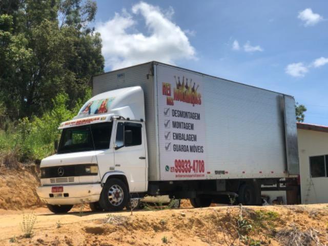 Caminhão Mudanças para todo o Brasil