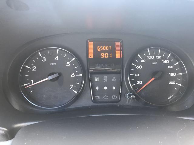 Clio 2012 completo com apenas 65.000 km revisado e emplacado 2020.(Pneus novos) - Foto 3