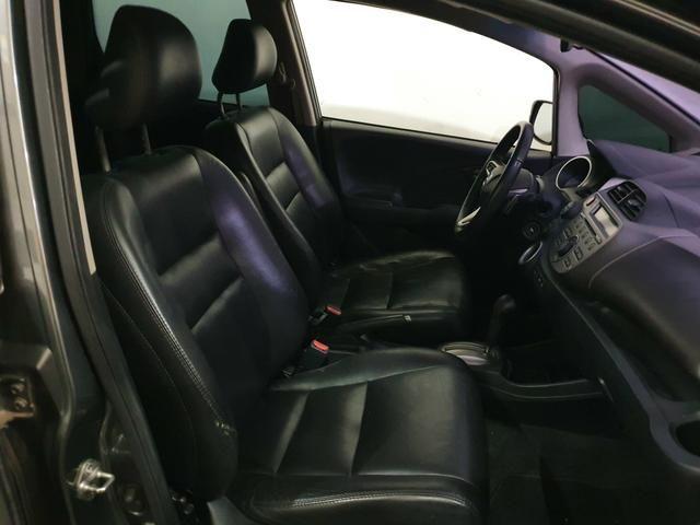 Honda Fit 2014 Automático 1 mil de entrada Aércio Veículos ge - Foto 4