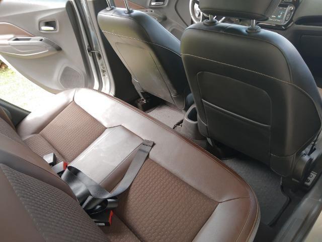 Chevrolet Cobalt LTZ 1.8 8V (Aut) (Flex) 2017 ( super conservado ) - Foto 8