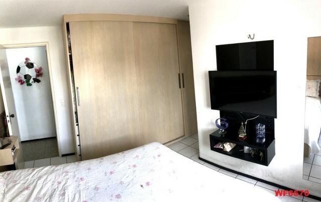 Edifício Cidrão Place, apartamento na Aldeota, 3 suítes, gabinete, 2 vagas, projetado - Foto 5