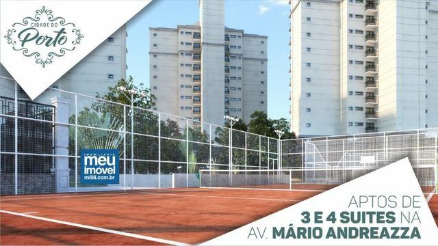 34- Cidade do Porto seu mais novo lar com 3 e 4 Suítes. Lazer completo para sua família!