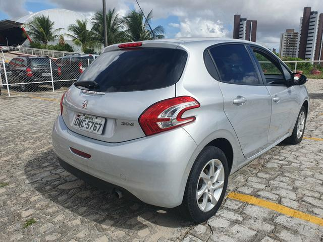 Peugeot 208 1.5 2015 active pack extra aceito troca - Foto 4