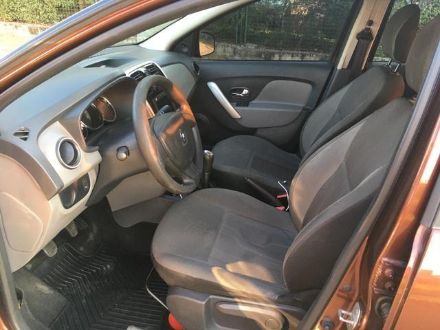 Renault Logan 2014 - com ar condicionado - Foto 2