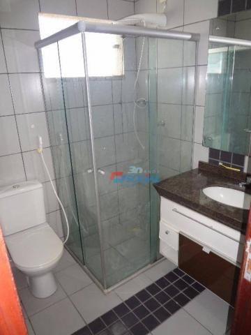 Apartamento mobiliado para locação, cond. porto velho residence service - aptº 1103 - noss - Foto 11