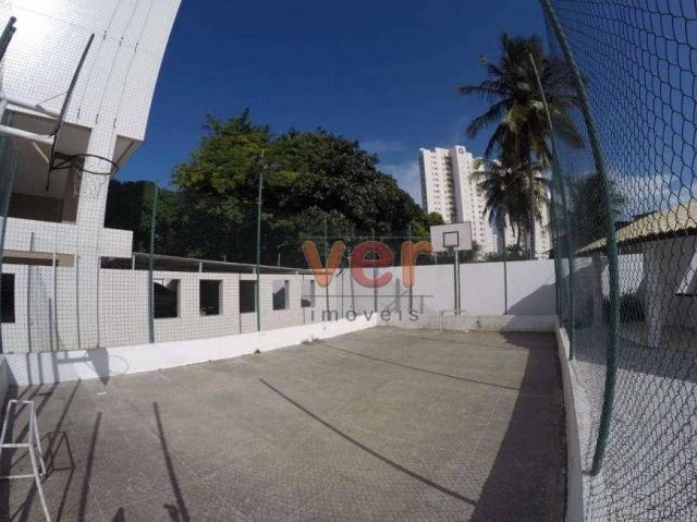 Apartamento à venda, 72 m² por R$ 380.000,00 - Engenheiro Luciano Cavalcante - Fortaleza/C - Foto 2