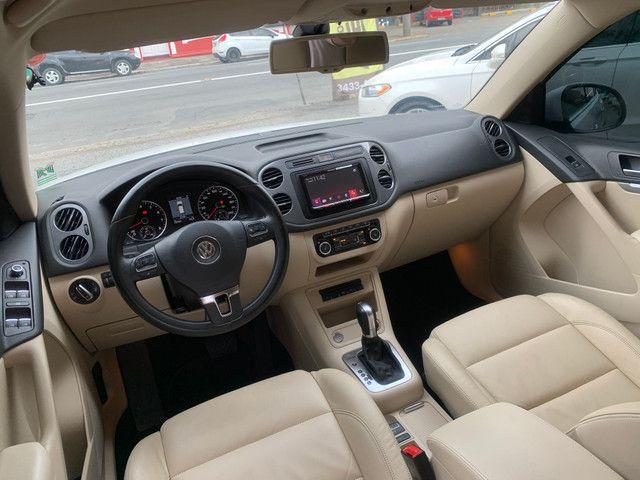 Tiguan 2012/2013 2.0 tsi 16v turbo gasolina 4p tiptronic - Foto 13